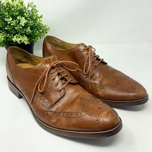 Cole Haan Grand OS Madison Wingtip Oxford Shoes 13